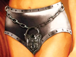 Image result for chastity belt