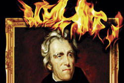 essay on andrew jackson being a hero