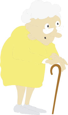 elderly-woman